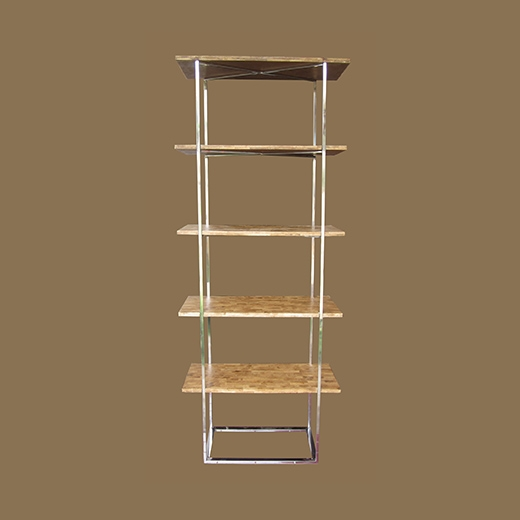 Bamboo Root Weave Shelve (5 Levels)