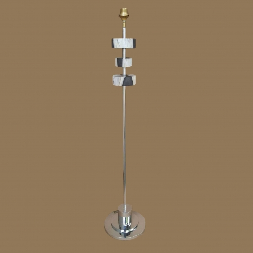 PW Floor Lamps on STEEL BASE base(diam. 3x3cm)